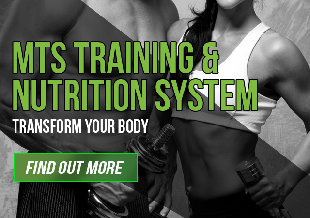 MTS Training & Nutrition System